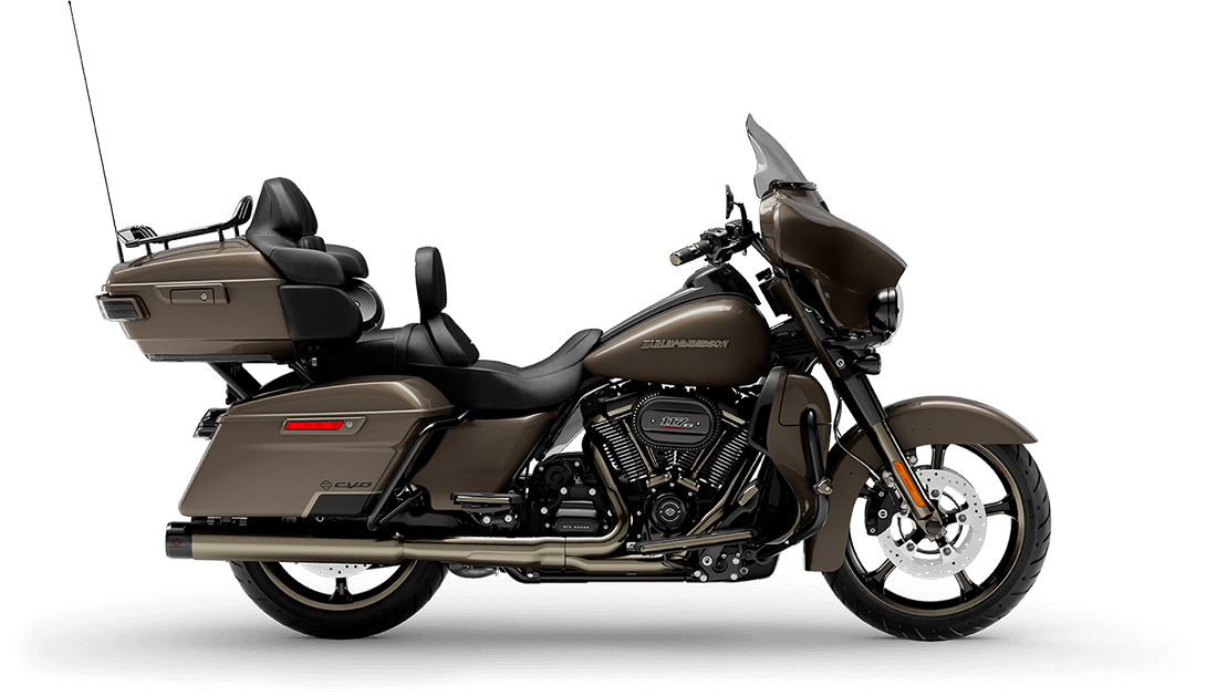2021 Harley-Davidson® CVO™ Limited Bronze Armour