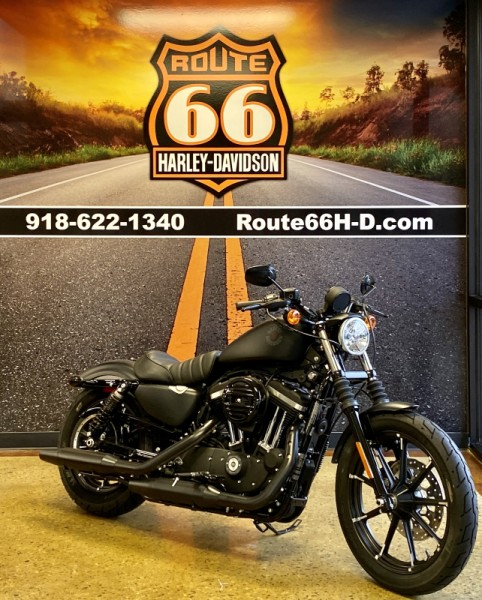 Black Denim 2021 Harley-Davidson® Iron 883™ XL883N