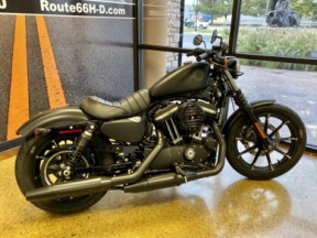 Black Denim 2021 Harley-Davidson® Iron 883™ XL883N thumb 1