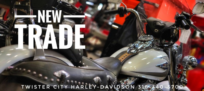 2009 Harley-Davidson® Heritage Softail® Classic : FLSTC for sale near Wichita, KS