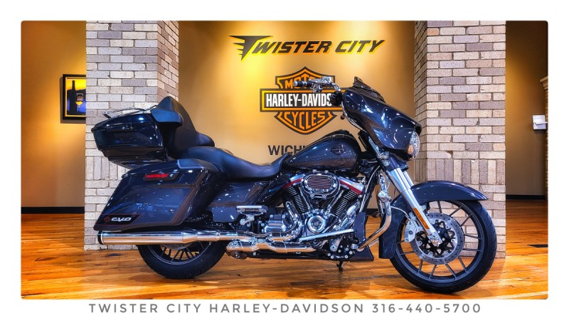 2020 Harley-Davidson® CVO™ Street Glide® : FLHXSE for sale near Wichita, KS