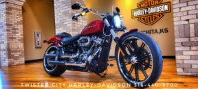 2019 Harley-Davidson® Breakout® 114 : FXBRS for sale near Wichita, KS thumb 2