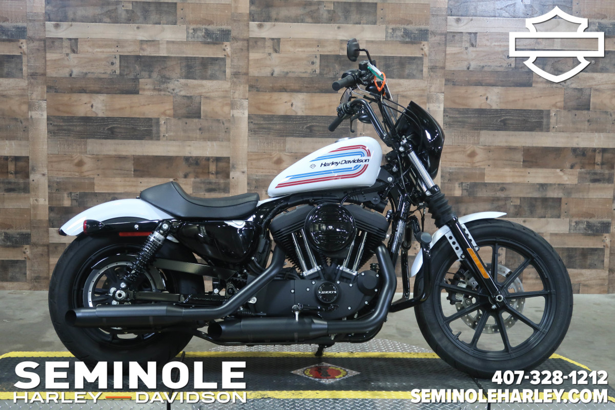 XL 1200NS 2021 Iron 1200 Harley davidson