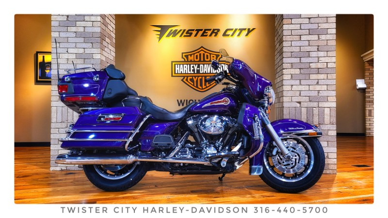 2005 Harley-Davidson® Electra Glide® Ultra Classic® Shrine : FLHTC-UI SHRINE for sale near Wichita
