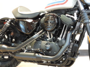 2021 Harley-Davidson HD Sportster XL1200NS Iron 1200 thumb 3