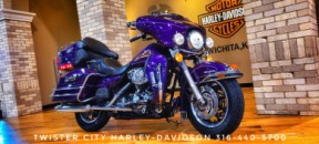 2005 Harley-Davidson® Electra Glide® Ultra Classic® Shrine : FLHTC-UI SHRINE for sale near Wichita thumb 2