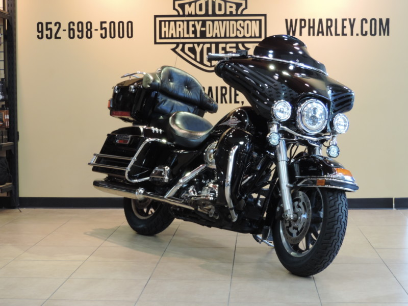 2008 Harley-Davidson HD Touring FLHTC Electra Glide Classic