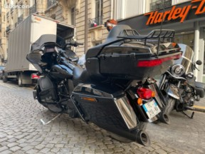 HARLEY DAVIDSON ROAD GLIDE ULTRA EDITION BLACK PEARL 114 thumb 2